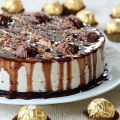 "Cheesecake ""Ferrero Rocher"""