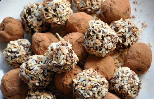 Συνταγή  Σοκολατάκια με Βρώμη f3beb6d0308