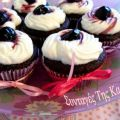 Cupcakes Black Forest