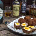 Scotch Eggs & 4 Single Malts | Caruso.gr
