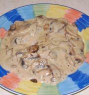 10a2579d58 Συνταγή  Μανιτάρια α λα κρεμ