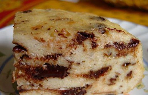 Cake Aux Pommes Caram Ef Bf Bdlis Ef Bf Bdes