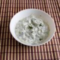 Τζατζίκι Greek tzatziki sauce