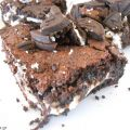 Oreo cheesecake brownies - ZannetCooks